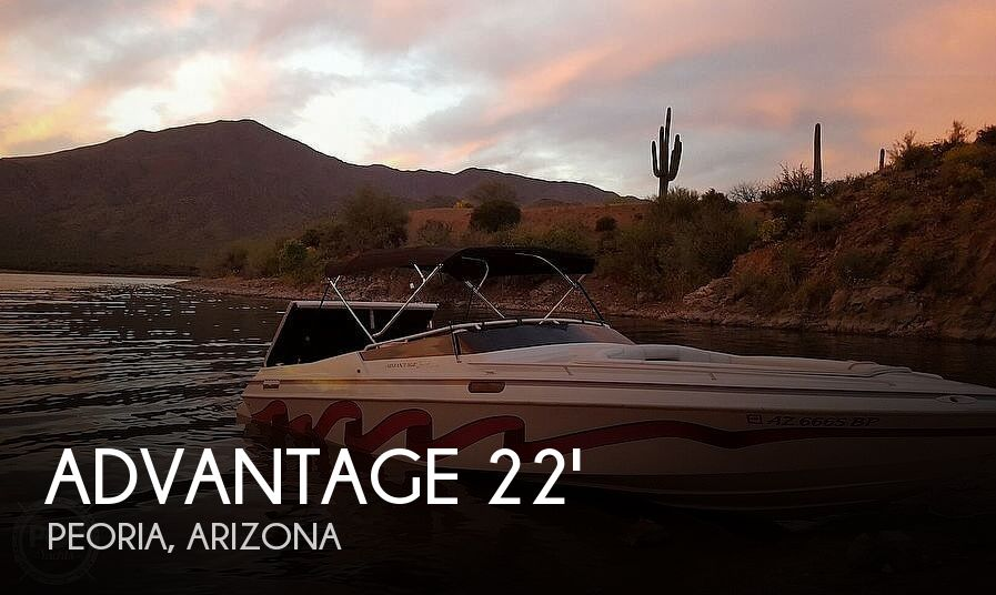 Used Advantage Boats For Sale by owner | 1995 22 foot Advantage Citation