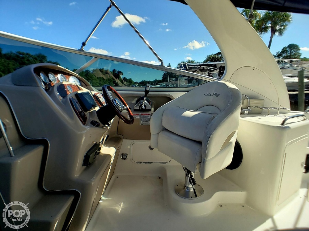 2005 Sea Ray boat for sale, model of the boat is 280 Sundancer & Image # 2 of 40