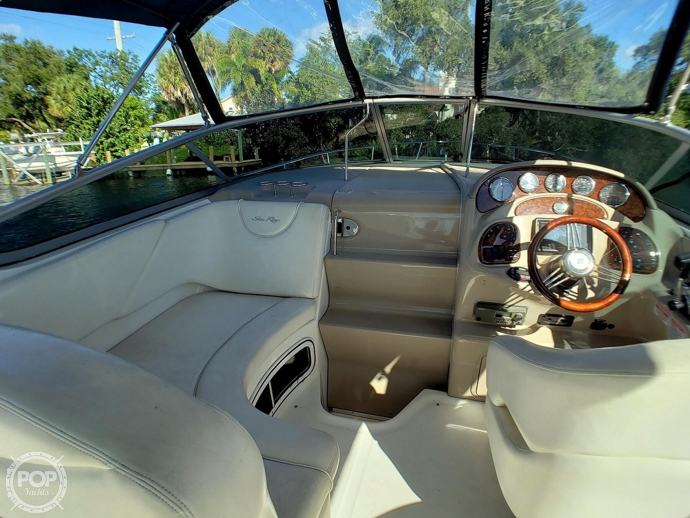 2005 Sea Ray boat for sale, model of the boat is 280 Sundancer & Image # 5 of 40