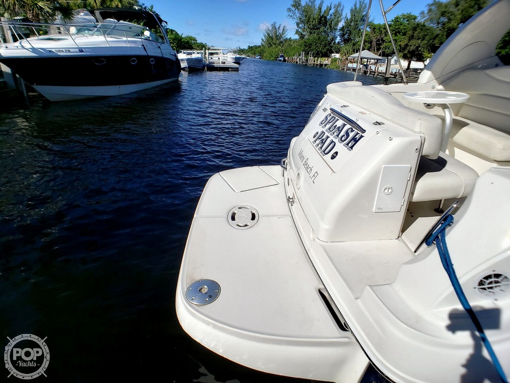2005 Sea Ray boat for sale, model of the boat is 280 Sundancer & Image # 13 of 40