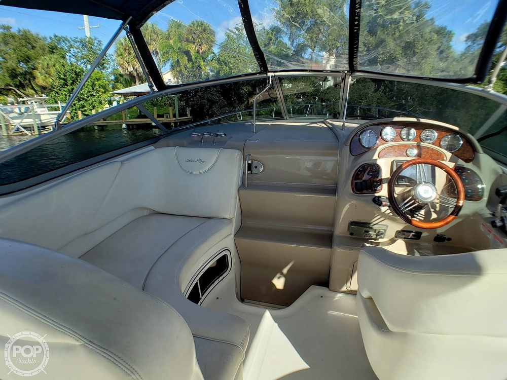 2005 Sea Ray boat for sale, model of the boat is 280 Sundancer & Image # 30 of 40
