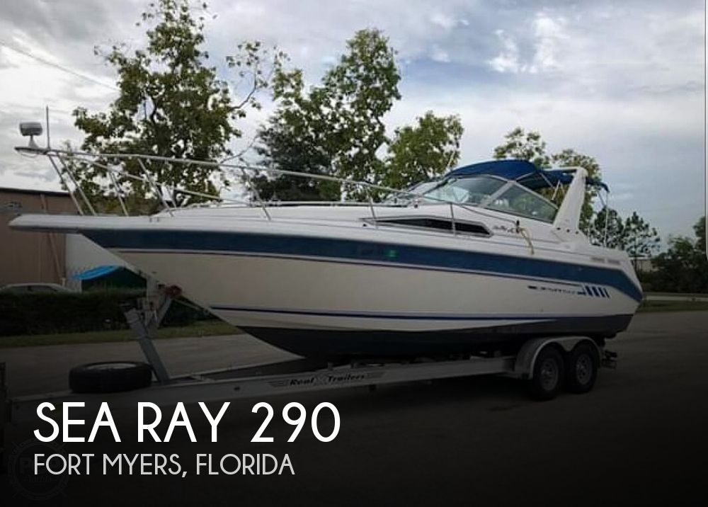 Used Sea Ray Sundancer 290 Boats For Sale by owner | 1992 Sea Ray Sundancer 290