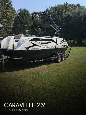 Used Caravelle Boats For Sale by owner | 2014 Caravelle 23