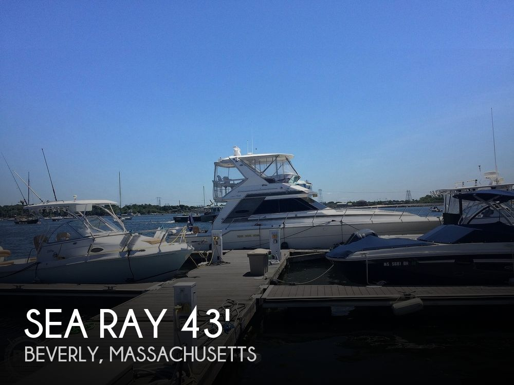 Used Sea Ray 43 Boats For Sale by owner | 1989 Sea Ray 43 Convertible