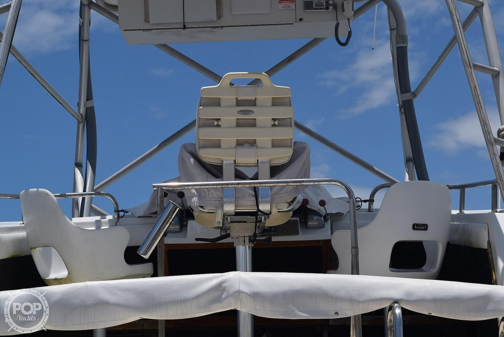 1985 Silverton boat for sale, model of the boat is 31 CONVERTIBLE & Image # 14 of 40