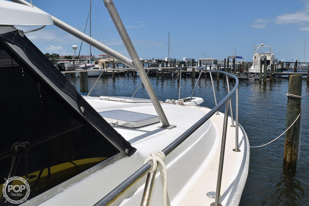 1985 Silverton boat for sale, model of the boat is 31 CONVERTIBLE & Image # 28 of 40