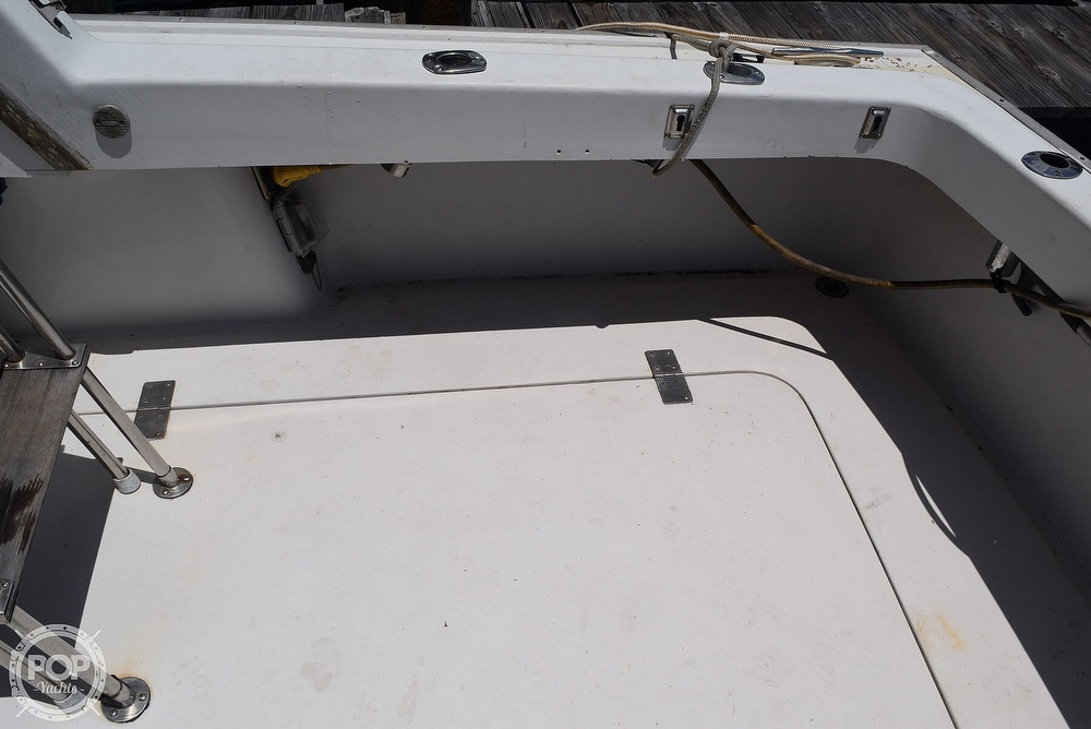 1985 Silverton boat for sale, model of the boat is 31 CONVERTIBLE & Image # 35 of 40