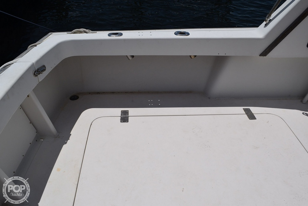 1985 Silverton boat for sale, model of the boat is 31 CONVERTIBLE & Image # 36 of 40