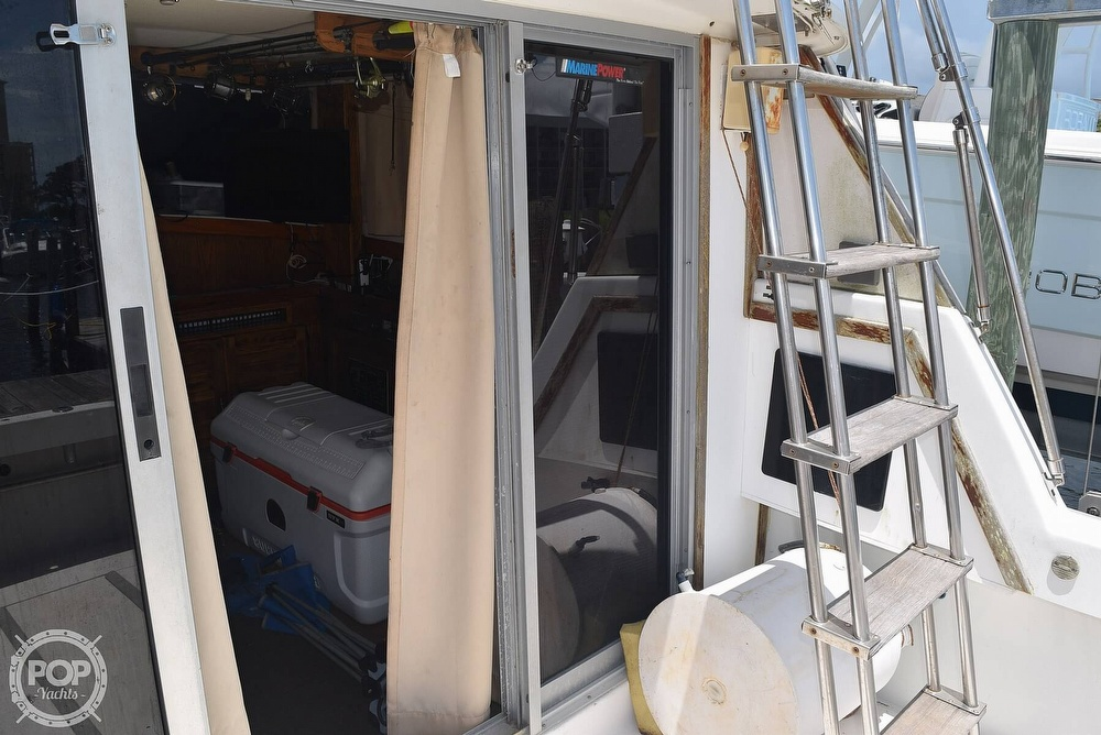 1985 Silverton boat for sale, model of the boat is 31 CONVERTIBLE & Image # 38 of 40