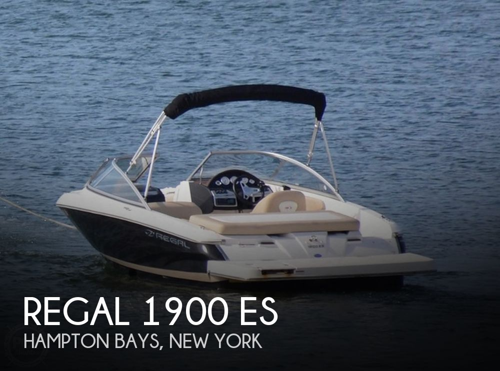 Used Regal Boats For Sale in New York by owner | 2016 Regal 20