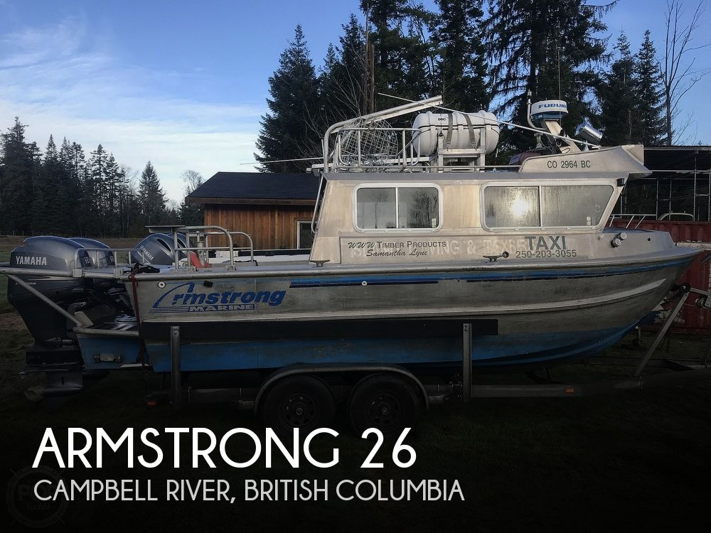 Used 26 Boats For Sale by owner | 2000 Armstrong 26