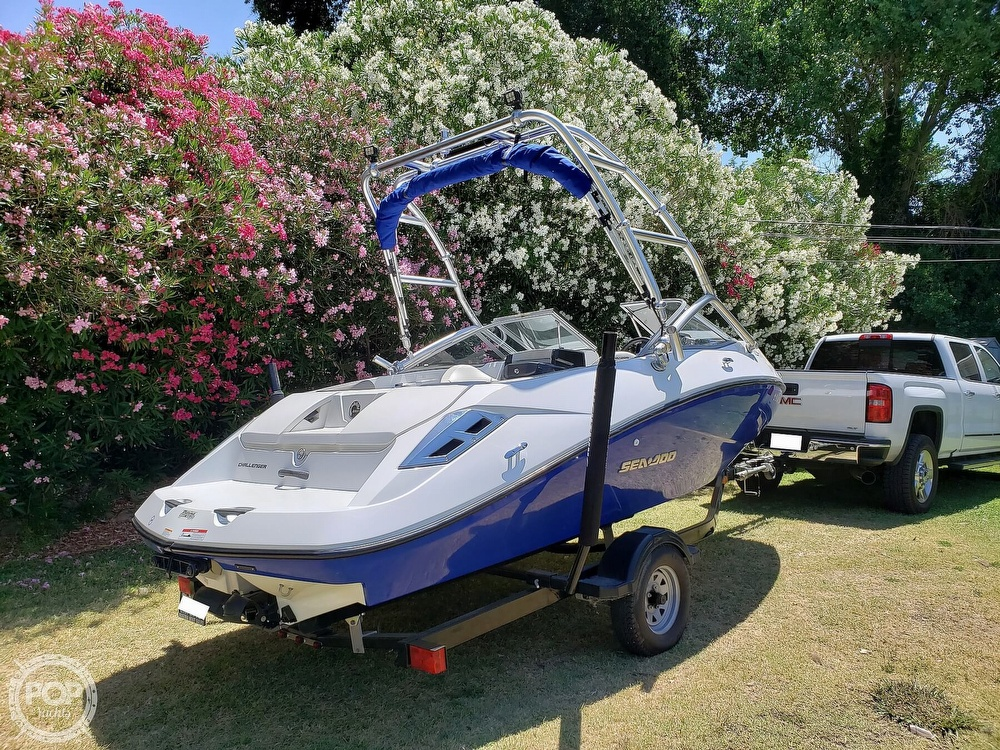 2011 Sea Doo PWC boat for sale, model of the boat is 180 Challenger & Image # 2 of 41