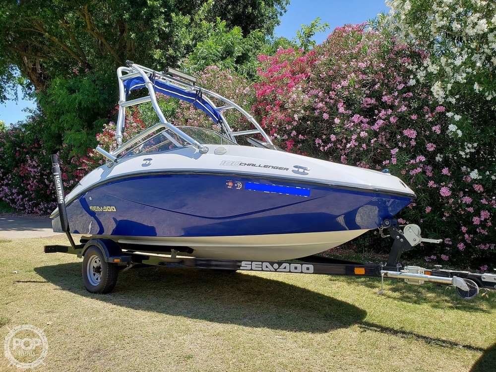 2011 Sea Doo PWC boat for sale, model of the boat is 180 Challenger & Image # 3 of 41