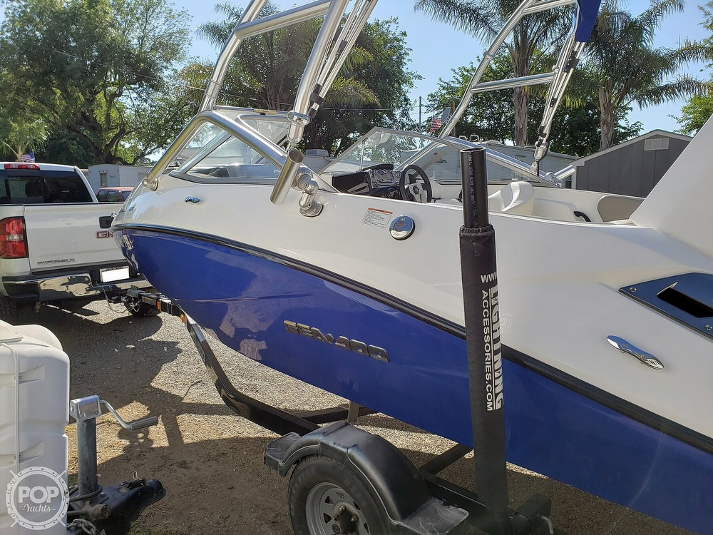 2011 Sea Doo PWC boat for sale, model of the boat is 180 Challenger & Image # 6 of 41