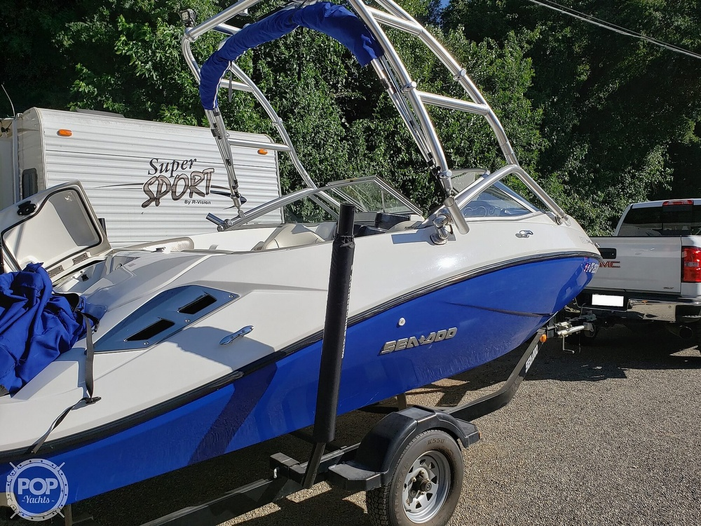 2011 Sea Doo PWC boat for sale, model of the boat is 180 Challenger & Image # 7 of 41
