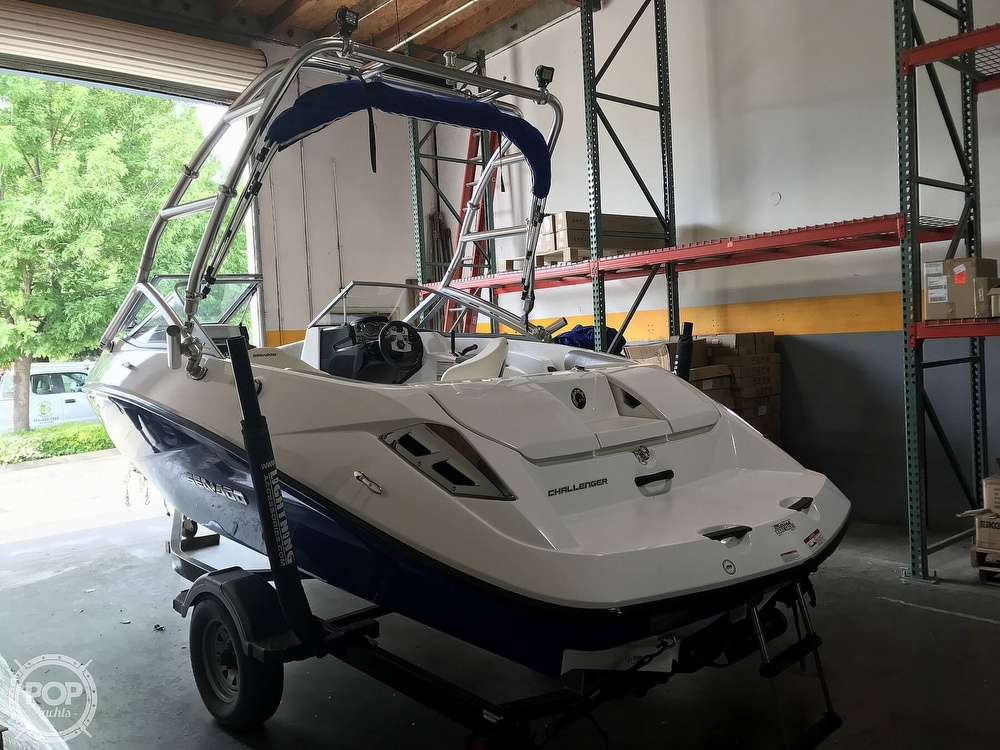 2011 Sea Doo PWC boat for sale, model of the boat is 180 Challenger & Image # 40 of 41