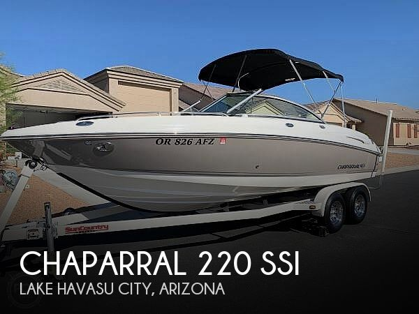 Used Chaparral SSi Boats For Sale by owner | 2007 Chaparral 220 ssi