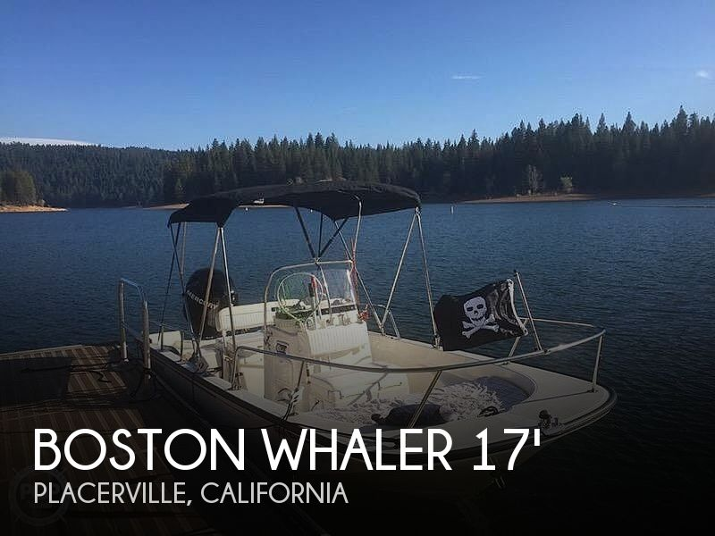 Used Boston Whaler Boats For Sale in California by owner | 2008 Boston Whaler Montauk 170