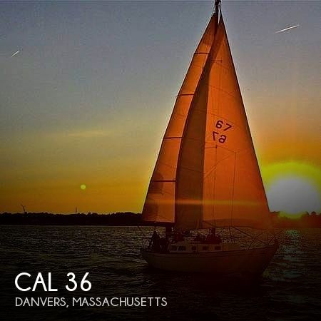 Used Cal Boats For Sale by owner | 1967 CAL 36