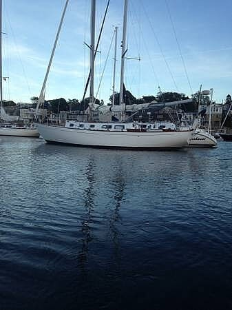 1967 CAL boat for sale, model of the boat is 36 & Image # 3 of 3