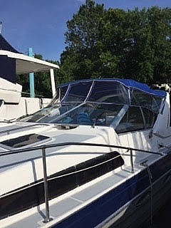 1989 Bayliner boat for sale, model of the boat is Avanti 3255 & Image # 4 of 19