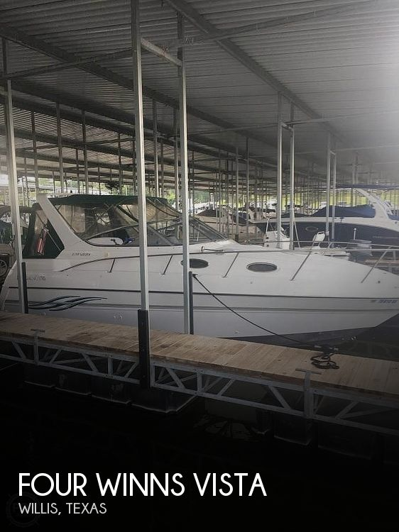 Used Four Winns Boats For Sale in Texas by owner | 1998 27 foot Four Winns Vista