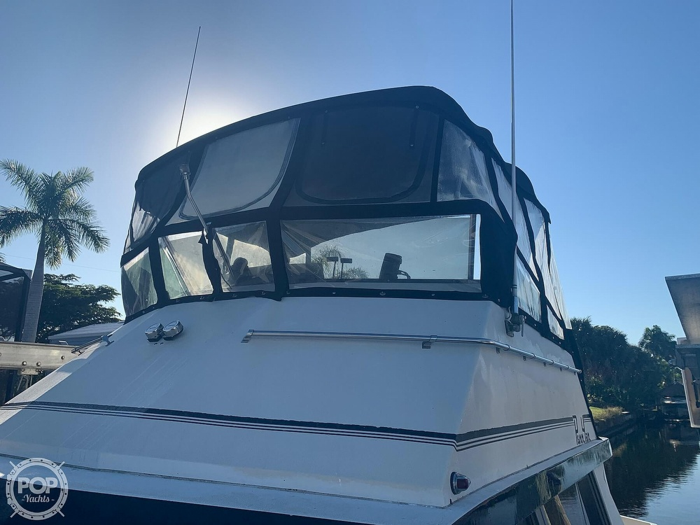 1990 Penn Yan boat for sale, model of the boat is 339 Commander & Image # 17 of 40