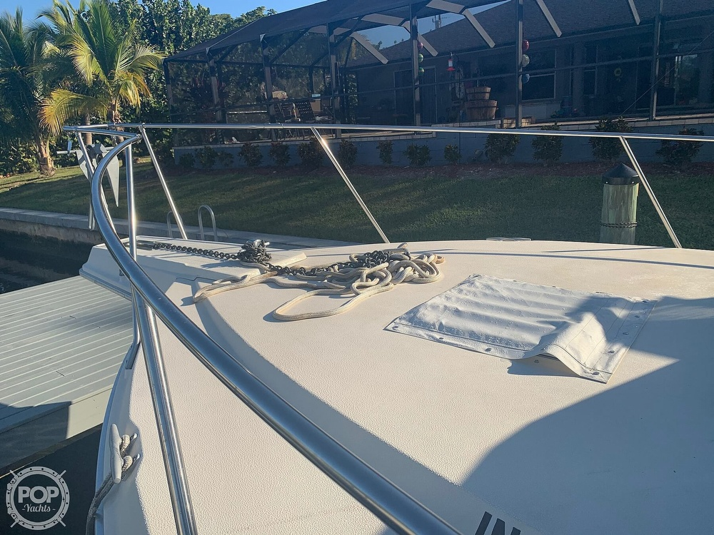 1990 Penn Yan boat for sale, model of the boat is 339 Commander & Image # 18 of 40