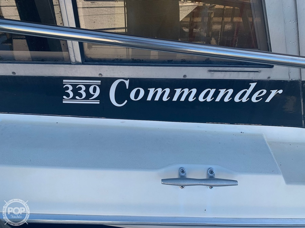 1990 Penn Yan boat for sale, model of the boat is 339 Commander & Image # 19 of 40