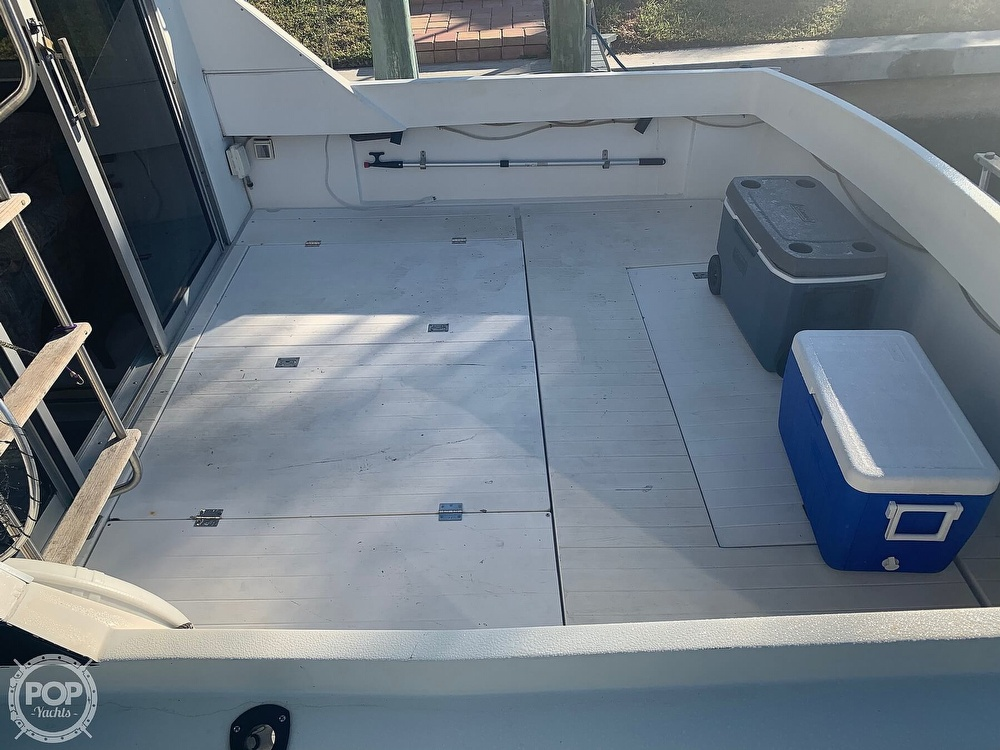 1990 Penn Yan boat for sale, model of the boat is 339 Commander & Image # 22 of 40