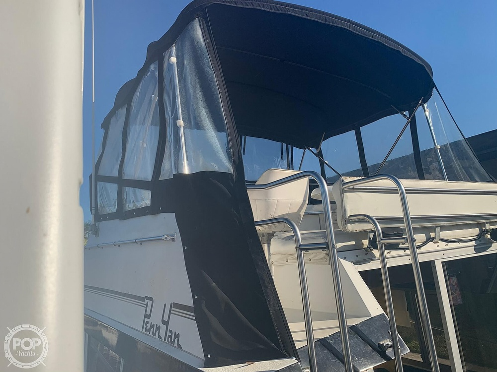 1990 Penn Yan boat for sale, model of the boat is 339 Commander & Image # 24 of 40