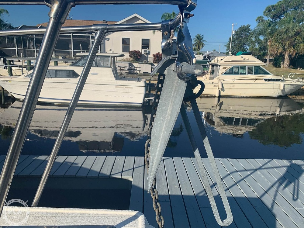 1990 Penn Yan boat for sale, model of the boat is 339 Commander & Image # 25 of 40