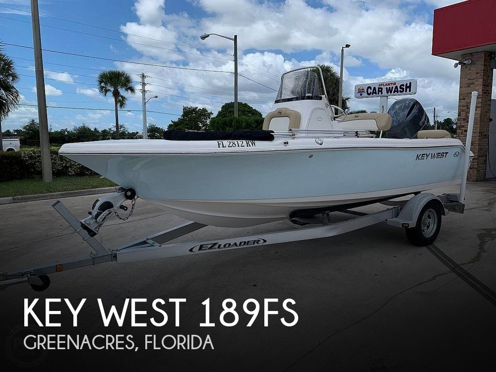 Used Key West Boats For Sale by owner | 2019 Key West 189FS