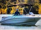 2017 Bayliner 210 Deck Boat - #1