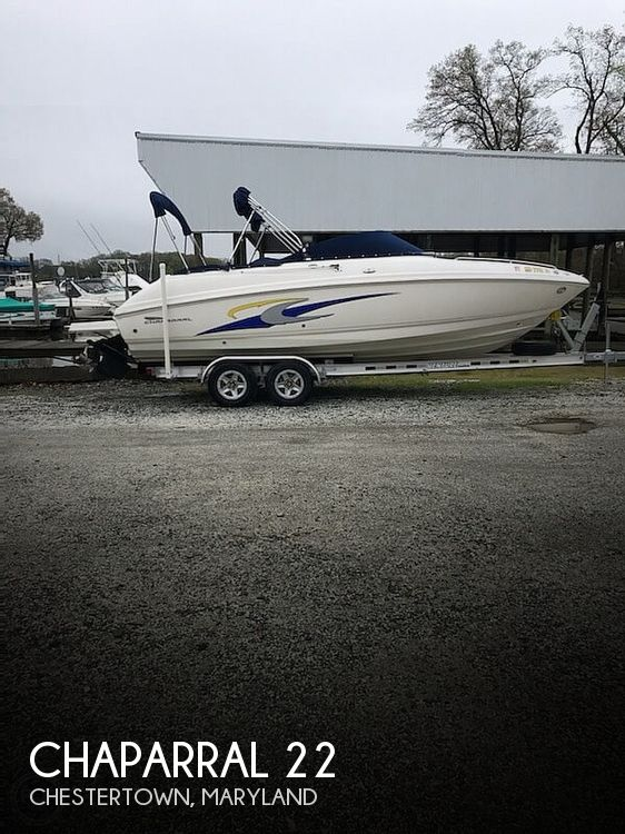 Used Chaparral Boats For Sale in Maryland by owner | 2003 Chaparral 22