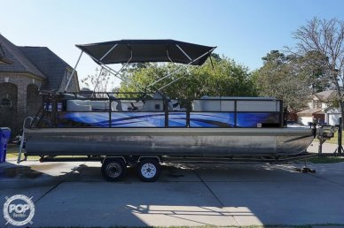 JC 266 TriToon, 266, for sale - $32,300