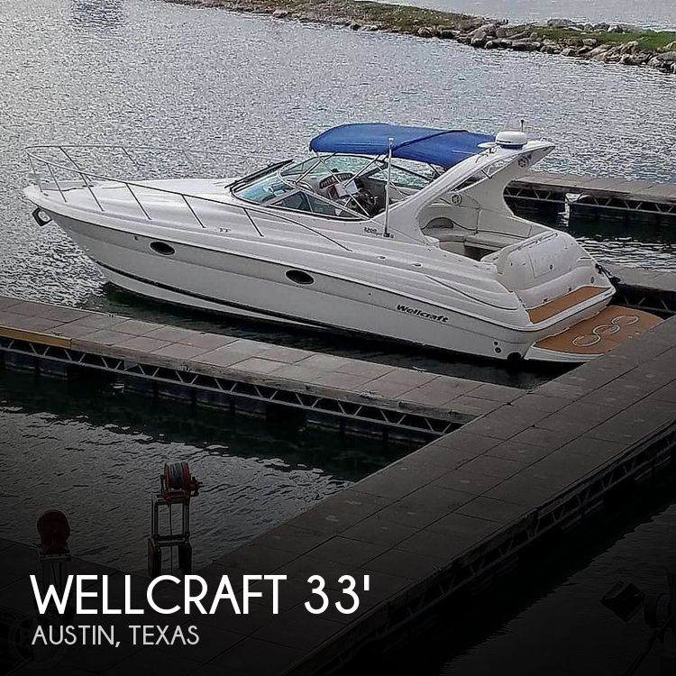 Used Wellcraft 33 Boats For Sale by owner | 2000 Wellcraft Martinique 3300