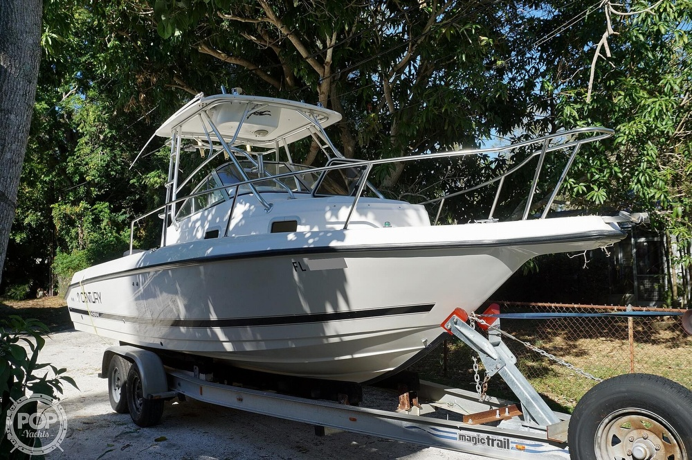 2001 Century boat for sale, model of the boat is 2600 WA & Image # 2 of 40