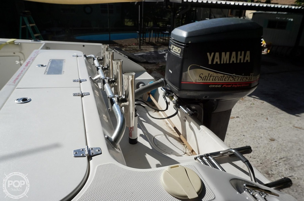 2001 Century boat for sale, model of the boat is 2600 WA & Image # 38 of 40