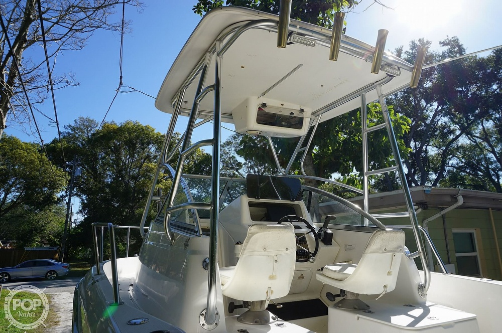 2001 Century boat for sale, model of the boat is 2600 WA & Image # 40 of 40