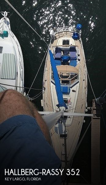 Used Hallberg-Rassy Boats For Sale by owner | 1985 Hallberg-Rassy 352