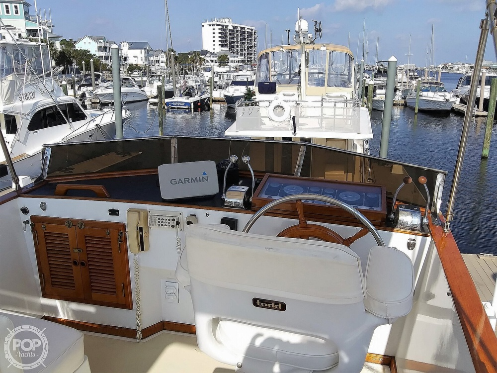 1984 Chien Hwa boat for sale, model of the boat is CHB35 & Image # 11 of 40