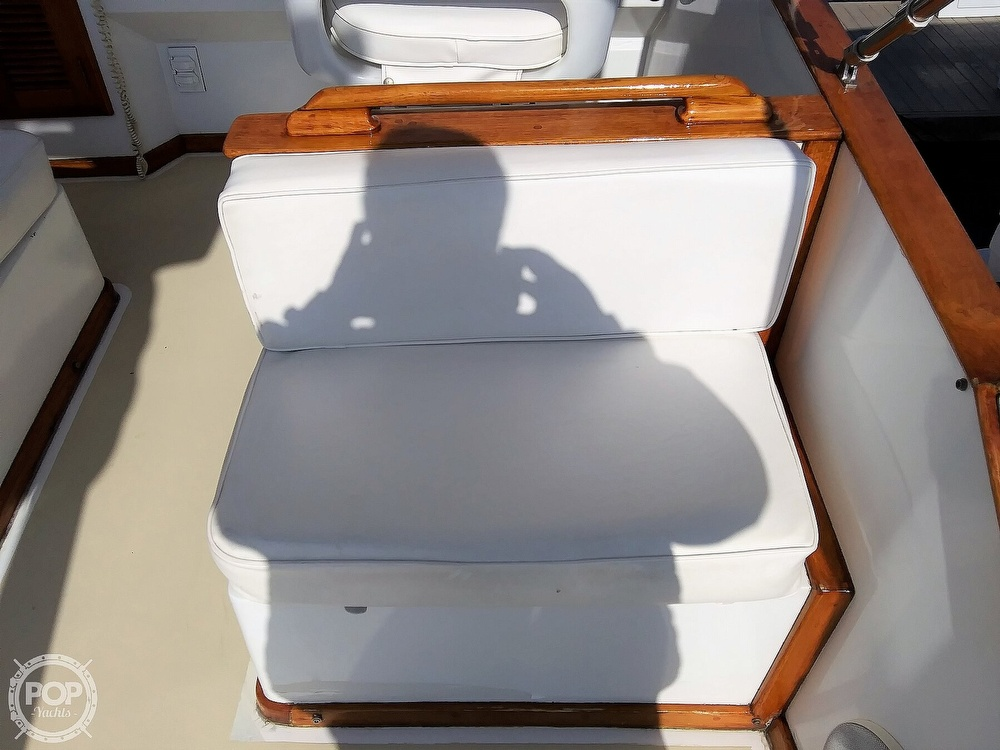 1984 Chien Hwa boat for sale, model of the boat is CHB35 & Image # 14 of 40