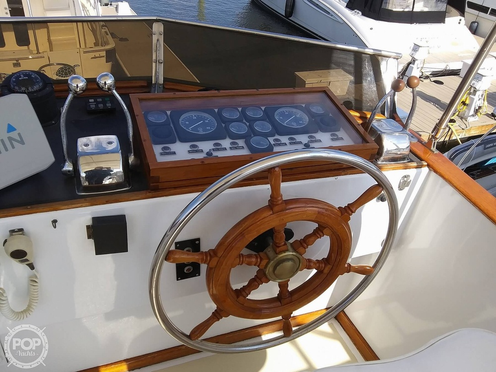 1984 Chien Hwa boat for sale, model of the boat is CHB35 & Image # 18 of 40