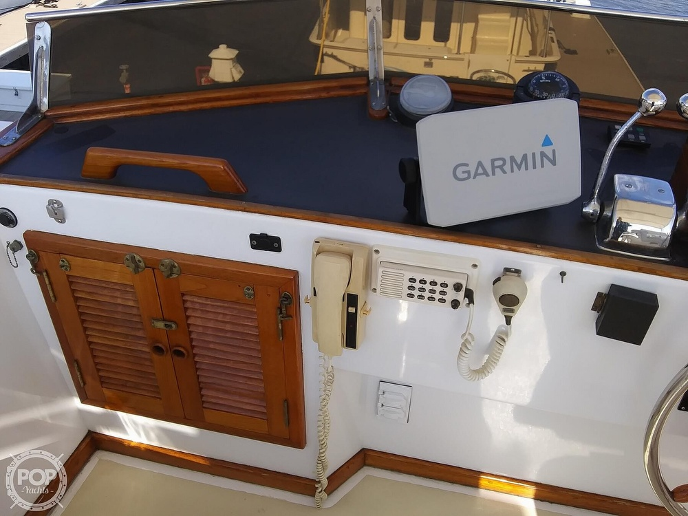 1984 Chien Hwa boat for sale, model of the boat is CHB35 & Image # 19 of 40
