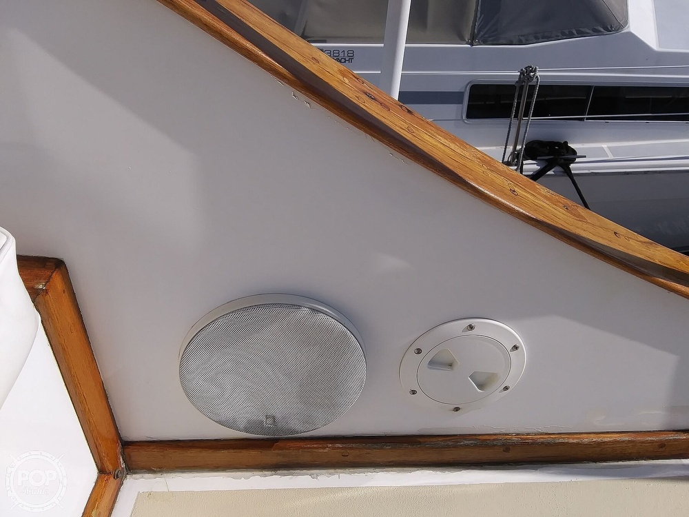 1984 Chien Hwa boat for sale, model of the boat is CHB35 & Image # 38 of 40