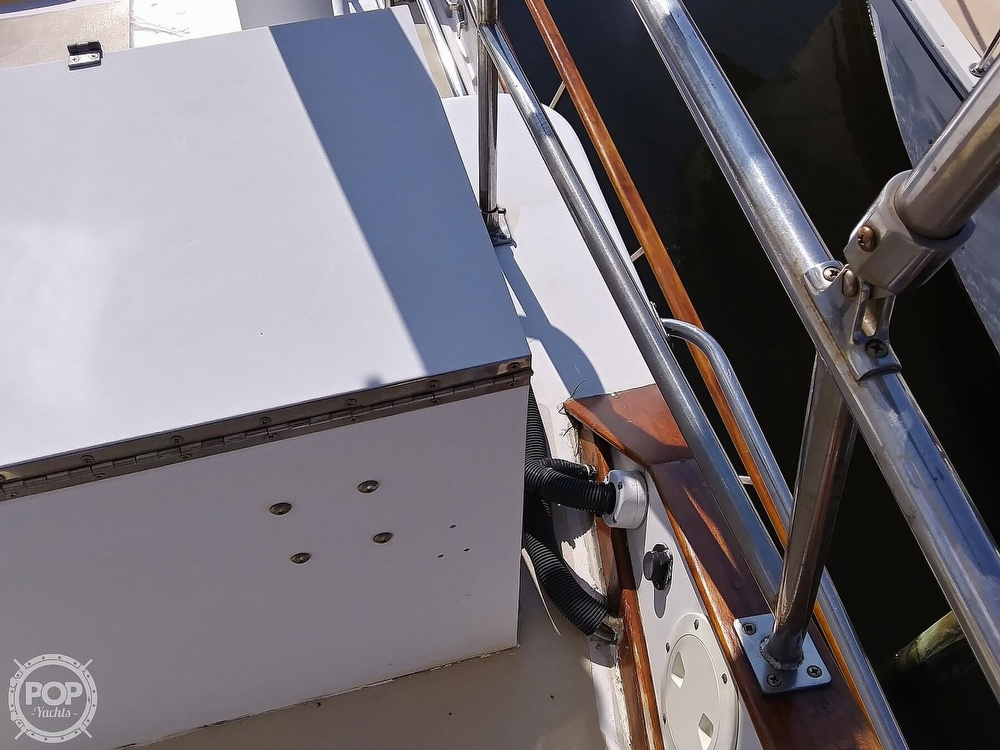 1984 Chien Hwa boat for sale, model of the boat is CHB35 & Image # 40 of 40
