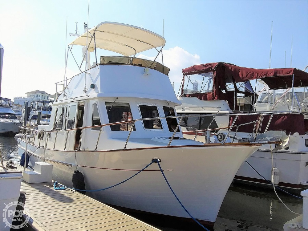 1984 Chien Hwa boat for sale, model of the boat is CHB35 & Image # 2 of 40