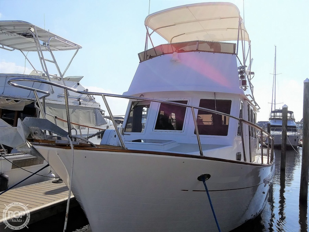 1984 Chien Hwa boat for sale, model of the boat is CHB35 & Image # 3 of 40
