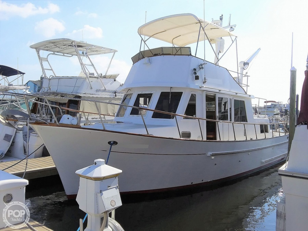 1984 Chien Hwa boat for sale, model of the boat is CHB35 & Image # 4 of 40